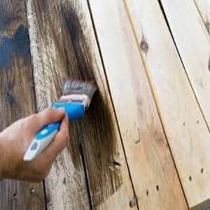 como pintar palets de madera