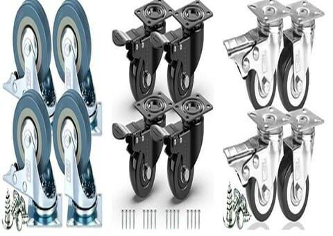 ruedas para palets baratas